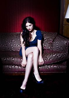 Katie Mcgrath, Irish actress, she is so beautiful with her fair skin, being pale and fair skinned is nothing to feel self conscious about, its a good thing