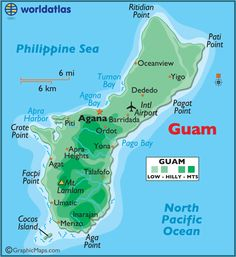 Living On Guam | Guam PCS | Guam TLA | Guam relocation service ...