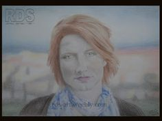 Gracie C. - Redhead, portrait, drawing http://www.rds-art.weebly.com #redhead #ginger #drawing #pencil