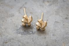 Check out this item in my Etsy shop https://www.etsy.com/listing/237811607/stud-earrings-gold-plated-stud