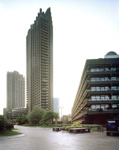 Barbican. Lived here for years and still spend so much time here. Love it.