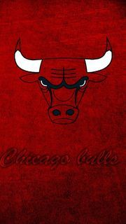 シカゴ ブルズ バスケ Nba Logoの壁紙 おすすめスマホ壁紙 シカゴ シカゴブルズ 壁紙