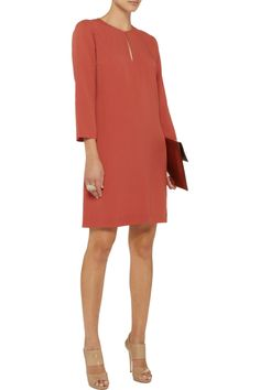 CALVIN KLEIN COLLECTION Havant crepe dress