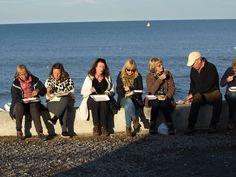 Coastline Workshop at Flamborough Head Red Bricks, Woods, Coastal, Landscapes, Workshop, Couple Photos, Friends, Image, Paisajes