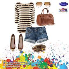 Summer outfit / Vestuario de verano | Moda