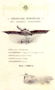 Santos Dumond, Motor A Gasolina, Aeroplane Flying, First Plane, Flying Ace, Airplane Pilot, Patent Drawing, Paper Plane, Aviation Art
