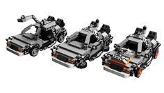 Lego regreso al futuro http://buenespacio.es/lego-regreso-al-futuro.html #lego #peliculas #juegos