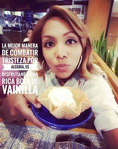 La Chica del Yoyo Rojo: ICE CREAM Ice Cream, Vanilla, Red, No Churn Ice Cream, Icecream Craft, Ice, Gelato