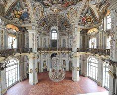 Stupinigi Palace Turin Italy