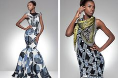 African Fashion Fabrics by Dutch textile manufacturer Vlisco