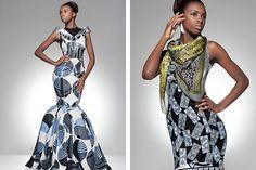 African Fashion Fabrics by Dutch textile manufacturer Vlisco