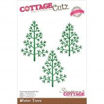 Cottage Cutz - Winter Trees