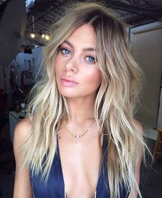 Tousled Bohemian Waves with Long Layers - Get this Hairstyle:http://hairstyleology.com/tousled-bohemian-waves-with-long-layers/
