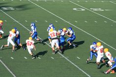 IMG_6774 Dana Hills freshman football vs Mission Viejo. Stop by our website and see what all the excitment is about.  Visit http://dhfootball.com today!