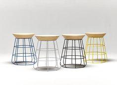 sidekick stool by Timothy John