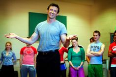 Welcome to the page of HughJackMania! Resource about Hugh Jackman. Here you can find the lastest information, exclusive photos,. Hugh Jackman, Hugh Michael Jackman, Hugh Wolverine, Broadway Stage, The Greatest Showman, X Men, Celebrity Crush, Handsome, Album