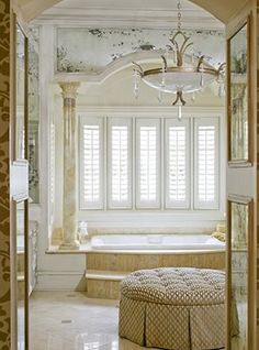 Mediterranean Estate - Tobi Fairley Interior Design