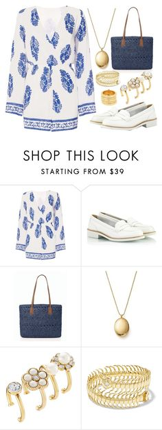 """Losing It"" by staysaneinsideinsanity ❤ liked on Polyvore featuring Dorothy Perkins, Fratelli Karida, Talbots, Bloomingdale's, Marc Jacobs, Daniela Villegas, Diane Von Furstenberg and beachtotes"