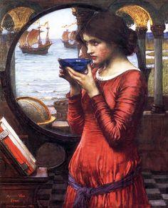 Destiny - John William Waterhouse, 1900