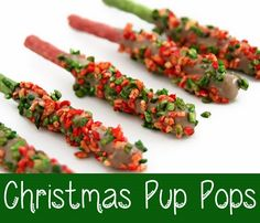 The perfect dog treat recipe for Christmas!
