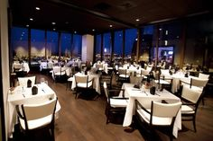 nashville city club event space skyline view bridal shower or engagement party