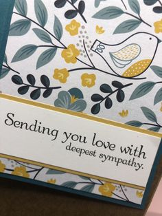 April 25 – Endless Creations Rubber Stamps Deepest Sympathy, April 25, Sympathy Cards, Pattern Paper, Stamps, Handmade, Seals, Hand Made, Postage Stamps