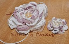 1 - Il fiore per l'abito e l'acconciatura