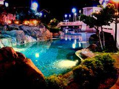 Beach Club's Stormalong Bay, best resort pool at Disney World!!!
