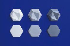 Heksagonalne płytki Edgy