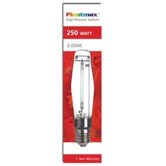 Plantmax High Pressure Sodium with adjusted blue spectrum brings you the best yields in flowering and fruiting. Grow Light Bulbs, Grow Lights, Ebay