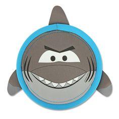 Stephen Joseph Fun Flyers - Shark, Grey