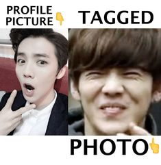 "[TAGLISH - Tagalog plus English ] ""Baekhyun won't even stop botherin… Kyungsoo, Chanyeol, Exo, Tag Photo, Picture Tag, Tagalog, English, Reading, Fanfiction"