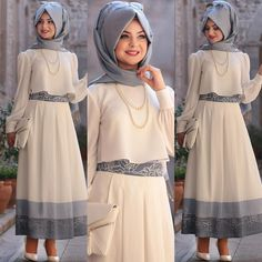 I hope the stock of our highly acclaimed Life Skirt is being renewed. Arab Fashion, Islamic Fashion, Muslim Fashion, Modest Fashion, Fashion Dresses, Hijab Evening Dress, Hijab Dress, Hijab Outfit, Modele Hijab