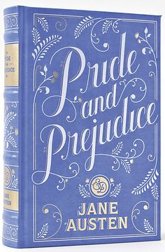 It is a truth universally acknowledged, that a single man in possession of a good fortune, must be in want of a wife.