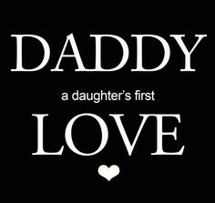Love and Miss my Daddy so much ♥ . There is nothing like a Daddy and Daughter relationship. Miss You Papa, Miss My Daddy, My Dad My Hero, I Love My Dad, First Love, Rip Daddy, Missing Dad, Daddy Daughter Quotes, Daddy Quotes