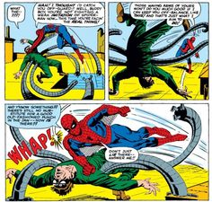Spider-Man overcomes the odds and takes down Doc Ock (ASM #12)
