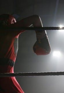 kickboxing, something that would be cool to learn