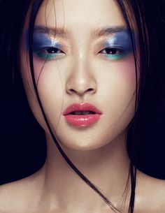 Inspiration Colourful Life - Glossy eye shadow