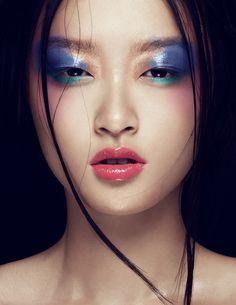Inspiration Colourful Life - Glossy eye shadow