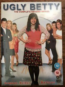 a america ferrara ugly betty temporada 2 moda industria comedia series gb dvd
