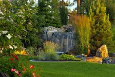 Feng Shui Garden Tips #TRUTH: A #balanced #garden honors 5 #Elements! #FIRE..#EARTH..#METAL..#WATER and #WOOD http://fengshuibenefits.com/fsarticles/fsart024.php