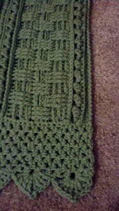 Crochet Knurl Stitch : 1000+ images about Bonnie Barker crochet on Pinterest Celtic, Cable ...