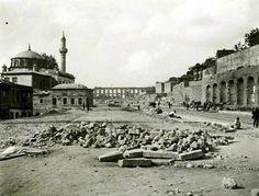 İstanbulun eski hali bakın nasıldı