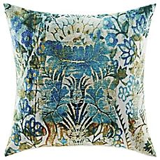 image of Tracy Porter® Poetic Wanderlust® Fiona Square Throw Pillow