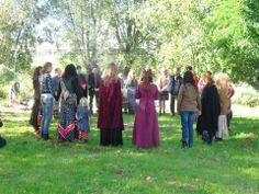 Mabonviering 2012 In Ruigoord (Amsterdam)