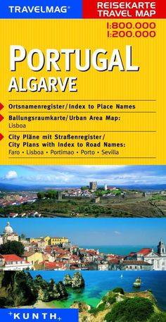 Portugal Seen By The Algarvios Non Conventional Maps Pinterest - Portugal road map algarve