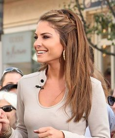 Adorable Little Braided Celebrity Hairstyles to Look Young