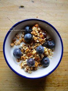 La colazione croccante! Granola II la vendetta!