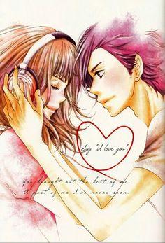Yamato & Mei || Suki-tte Ii Na Yo (Say 'I Love You').