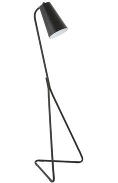 Beacon lighting tripod 1 light adjustable head floor lamp with the beacon lighting misuri 1 light metal floor lamp in black aloadofball Image collections